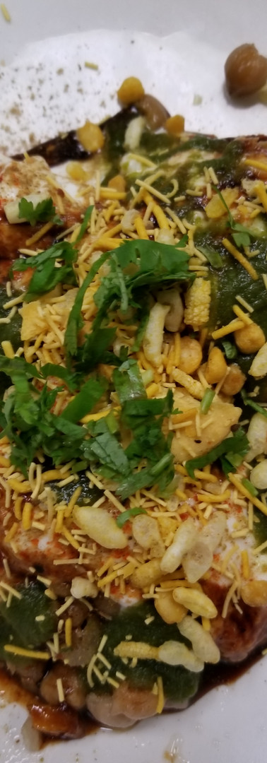 Moksha Indian Bistro Chaats and Snacks