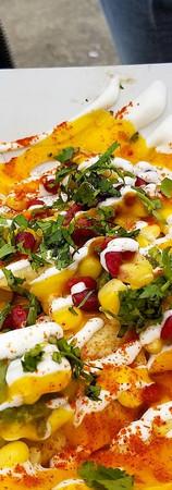 Chaat Spot Fusion Mango Chaat Papari