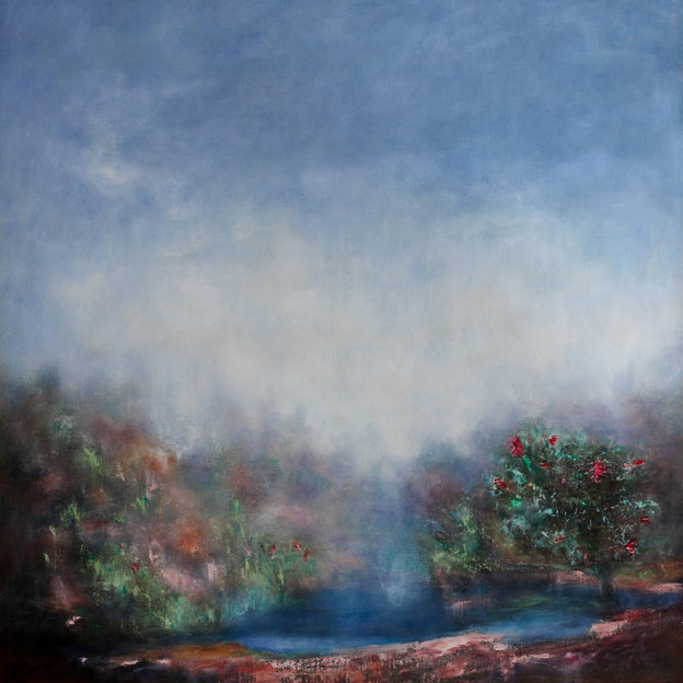 Cool Mist Rising