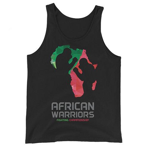 African Warriors FC Logo Training Vest - Black