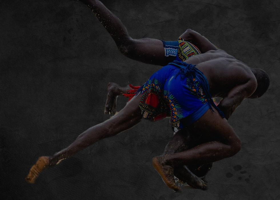african wrestling