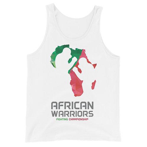 African Warriors FC Logo Training Vest - White
