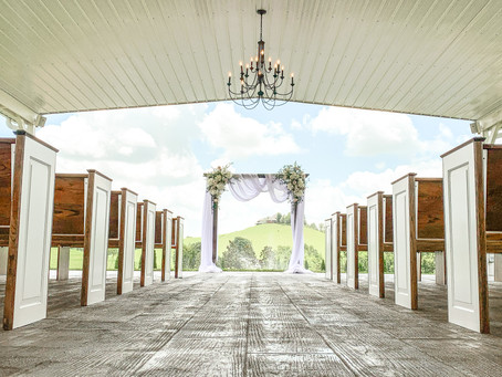 Step Into White Dove Barn, Our Venue Highlight Series