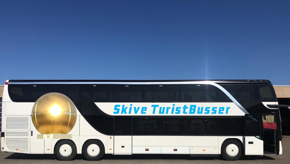 Dobbeldækker bus