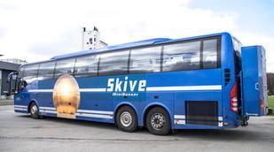Solbussen fra SKIVE