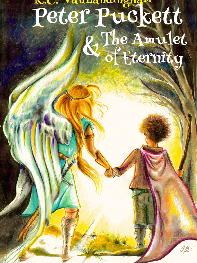 Peter Puckett & The Amulet of Eternity