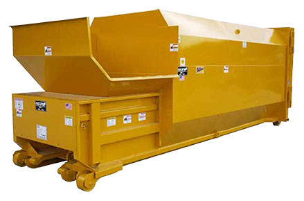 Do I need a stationary or a self-contained compactor? - Waste Equipment Rentals & Sales