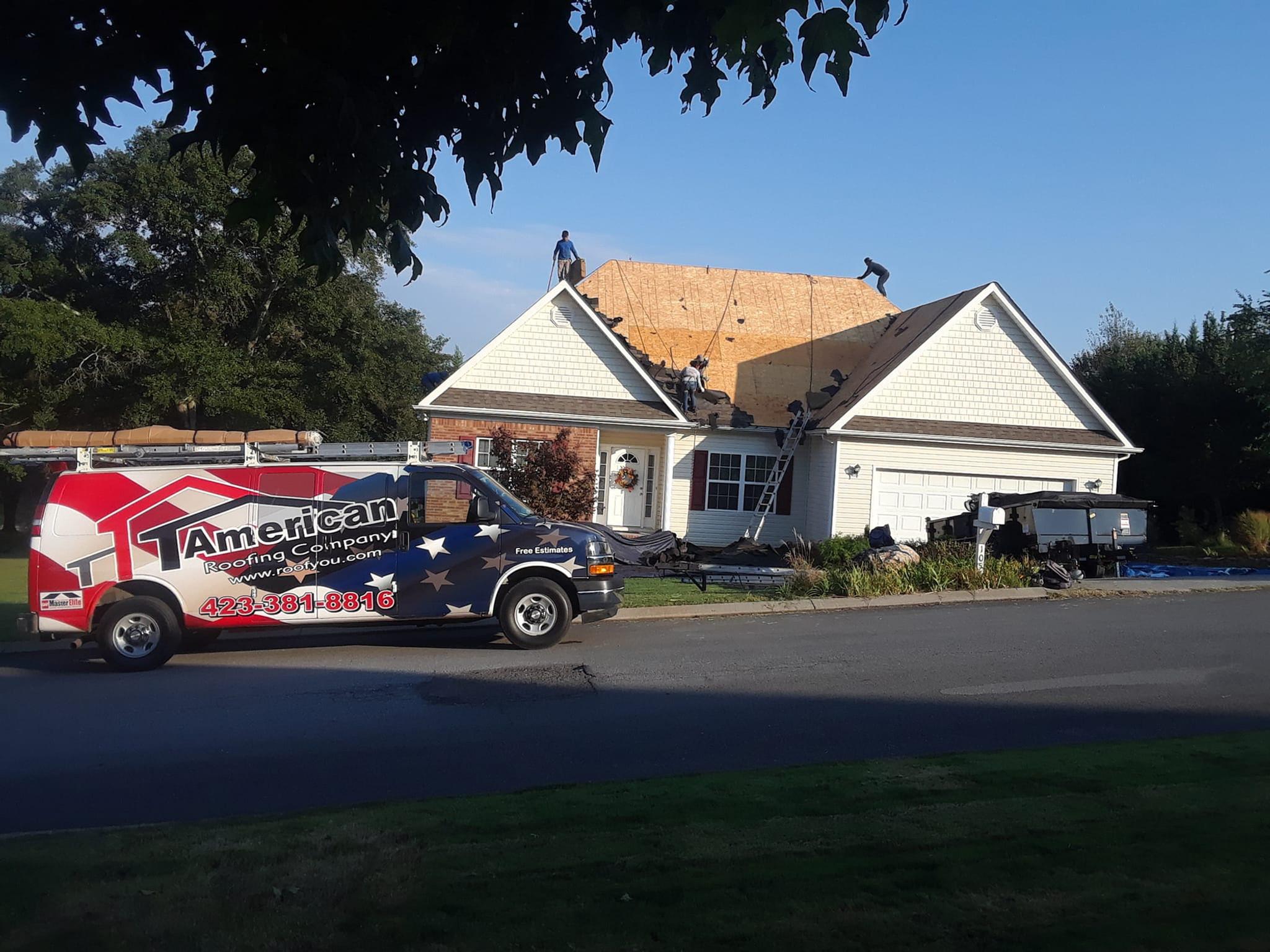 Atlanta: Roof Install