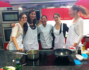 Thai Cooking Class in Zurich