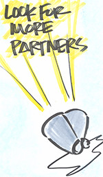 Look for New Partners