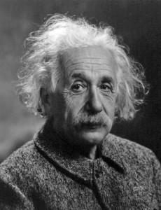 Albert Einstein was a visual thinker