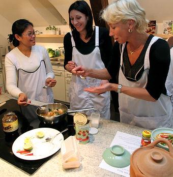 thailändischer Kochkurs