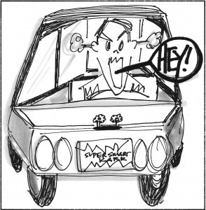 Cab Drivers vs. Zipcar Services