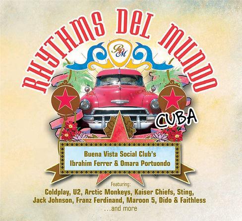 Buena Vista Social Club, Coldplay, Sting, Arctic Monkeys, U2, Jack Johnson, Maroon 5, Franz Ferdinand, Kaiser Chiefs, Berman Brothers, Cuban Jazz, Cuban Music
