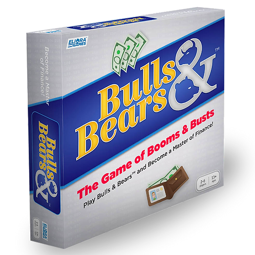 Bulls & Bears Board Game