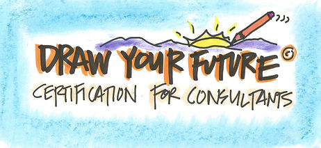 Draw Your Future Certification for Consultants