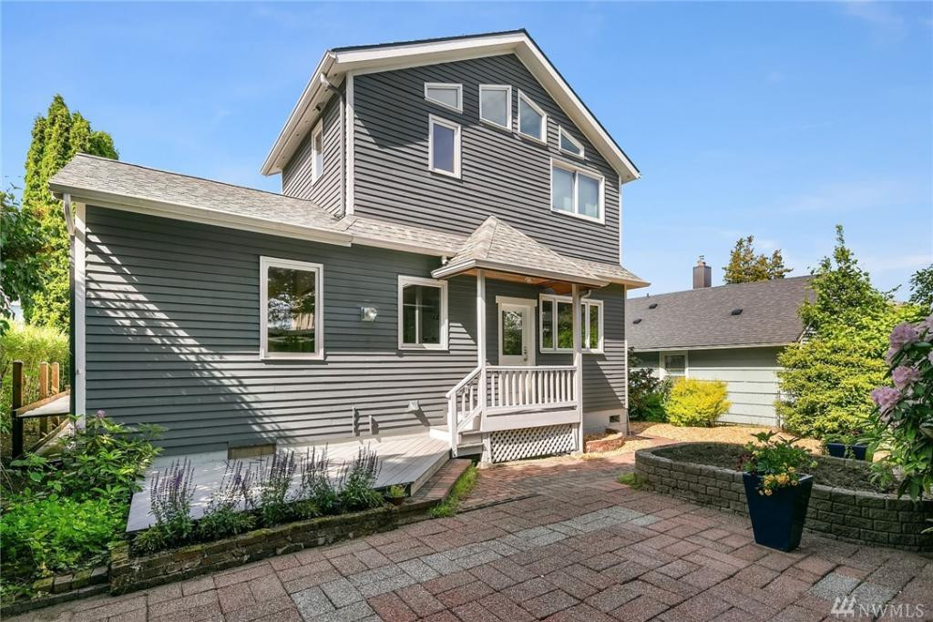 The Sanctuary - the private, quiet backyard deck and patio - perfect for fun, relaxing and entertaining ...