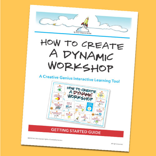 Digital, Downloadable Toolkit: Create a Dynamic Workshop