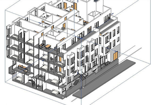 SOMA Apartments Site Permit Set
