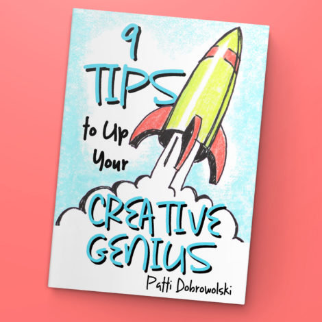 9 Tips to Up Your Creative Genius