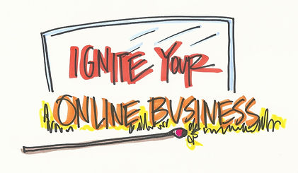 If you've been procrastinating about getting your business online, now is the time to pivot and make your services available. Ignite Your Online Business is a 3-hour workshop to help you roadmap the key actions to take so you put your business online.