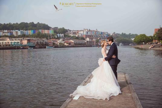 英国布里斯托婚纱照 英国旅拍