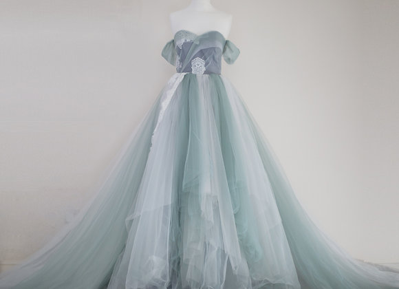 仙绿 Fairy Green