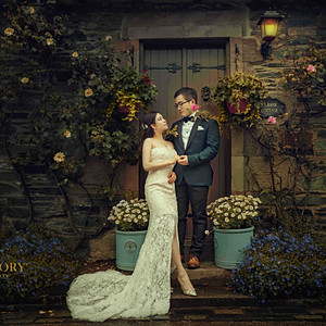 Mr.&Mrs. Huang