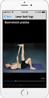 Free iPhone app for back pain