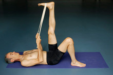Tight hamstring stretches