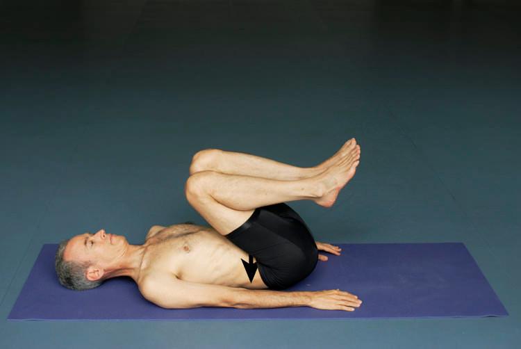 Abdominal strengthening exercise