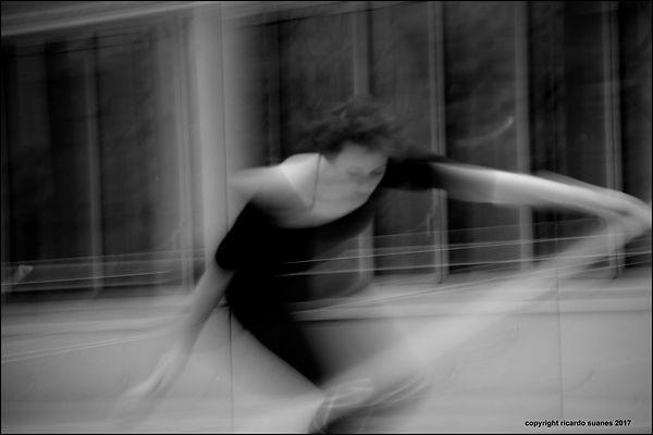 """Pauline Marbot dans """"Deadline"""" - crédit : Ricardo Suanès - 2017"""