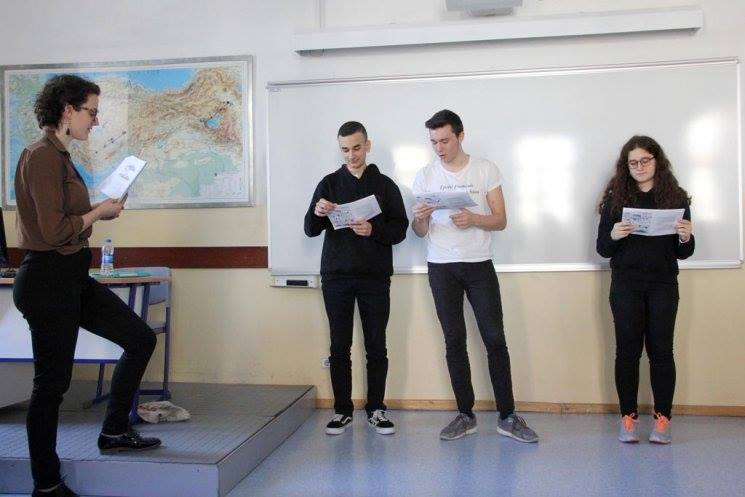 Ateliers Lecture à Voix Haute