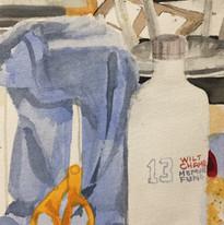 Watercolor: Still Life