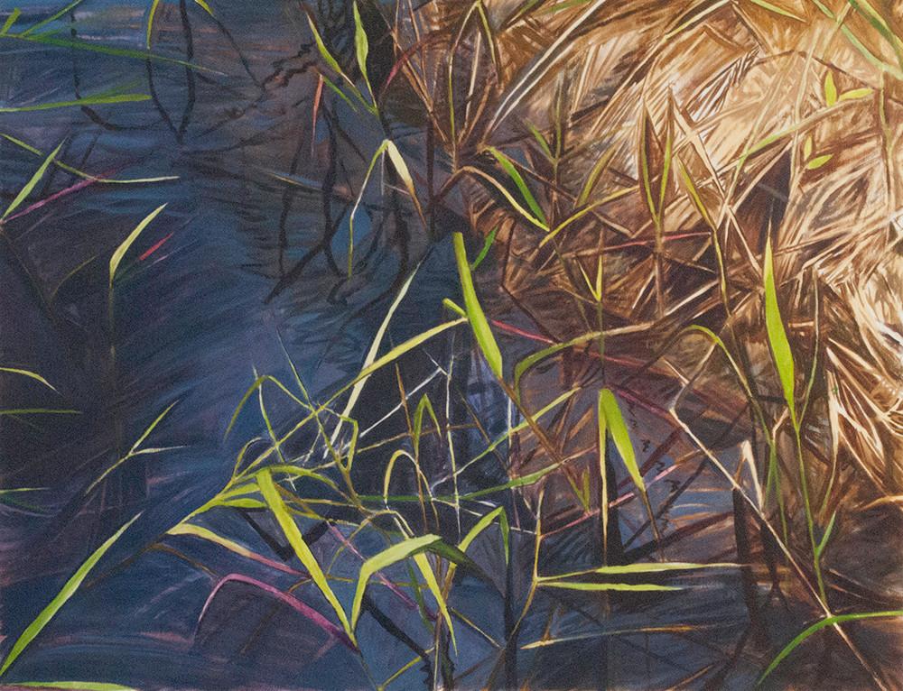 Weedscape 8 (Spring)