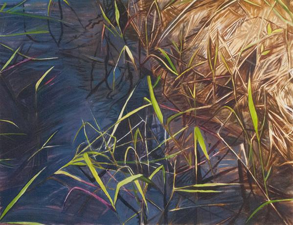 Weedscape 7, Spring