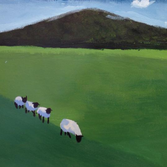 Acrylic: Landscape
