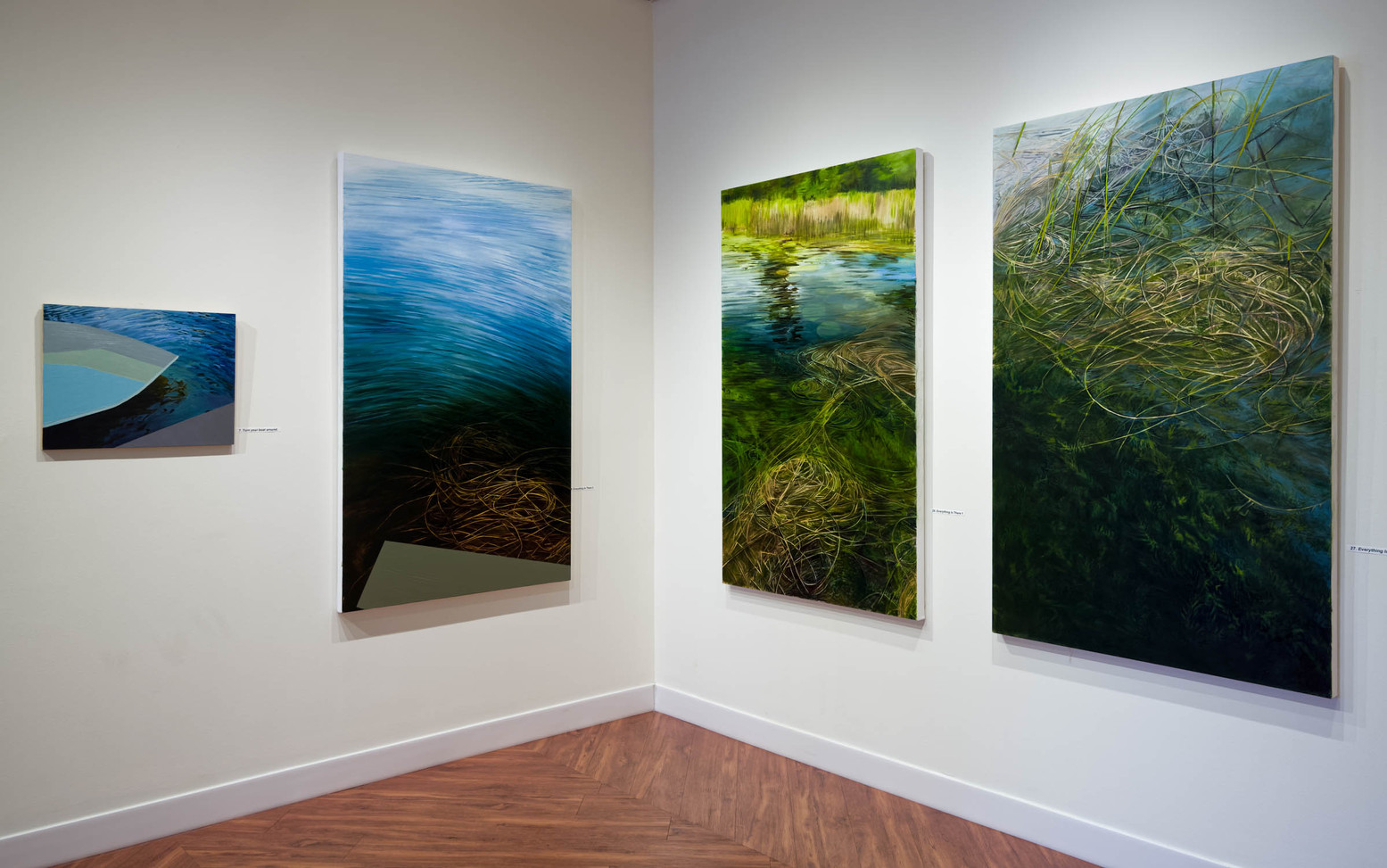 Solo show Pennswood Art Gallery 2020