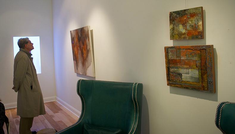 Solo Show The Bazemore Gallery Philadelphia, PA 2017