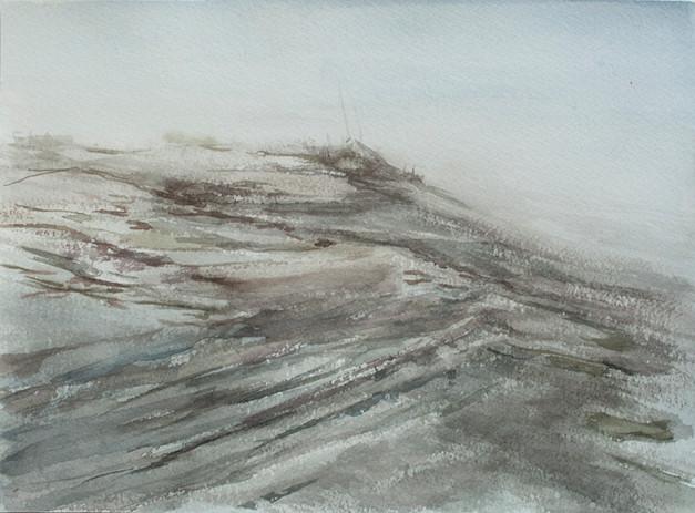 Cold-press Warm Dunes
