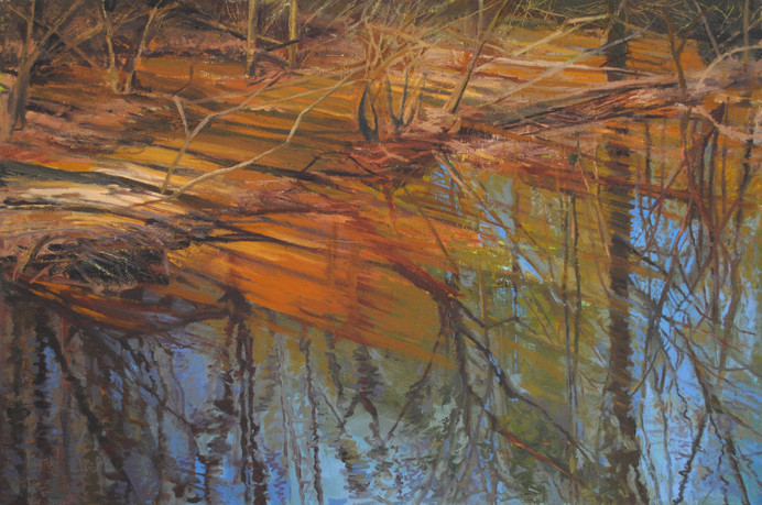 'Cross the Creek