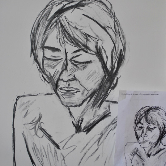 Drawing: Portaiture
