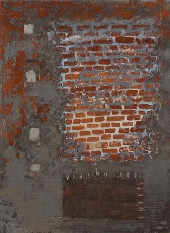 Bricked Window