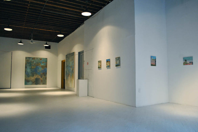 Solo show Goldilocks Gallery Philadelphia, PA 2012