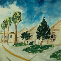 Watercolor: Landscape