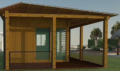 Summer House | garden office building