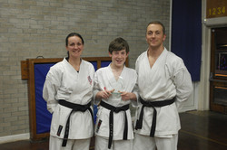 Jacob Student of the year 2014