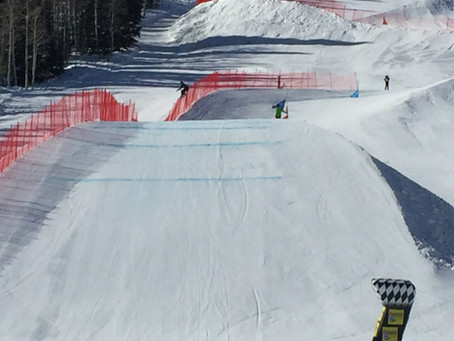 Stacy finished 22nd in Qualifiers at her first Snowboard World Championships