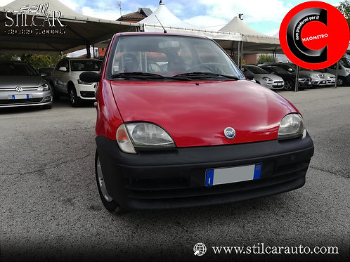 FIAT Seicento 1.1i cat Active NEOPATENTATI