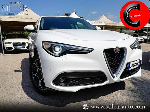 ALFA ROMEO Stelvio 2.2 210 CV AT8 Q4 Executive *FULL OPTIONAL*